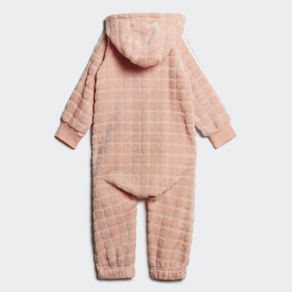 adidas anzug rosa