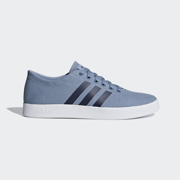 adidas Easy Vulc 2.0 Shoes Blue | adidas UK
