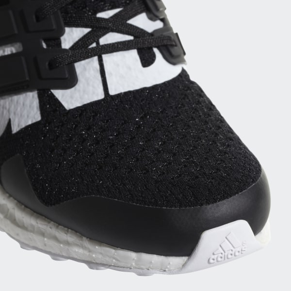 UNDEFEATED x adidas Ultraboost 1.0 Blackout: Official Pics