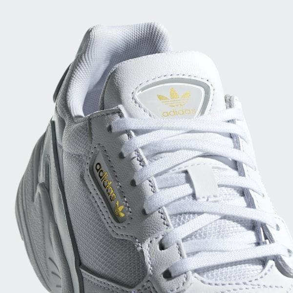 adidas Originals Sneaker Falcon W EE8838 Weiss Gold, Schuhgröße:36