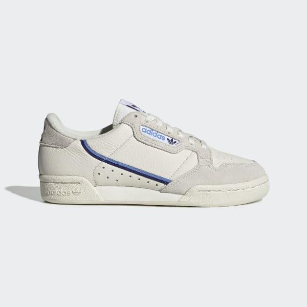 adidas Continental 80 Shoes - White | adidas Canada