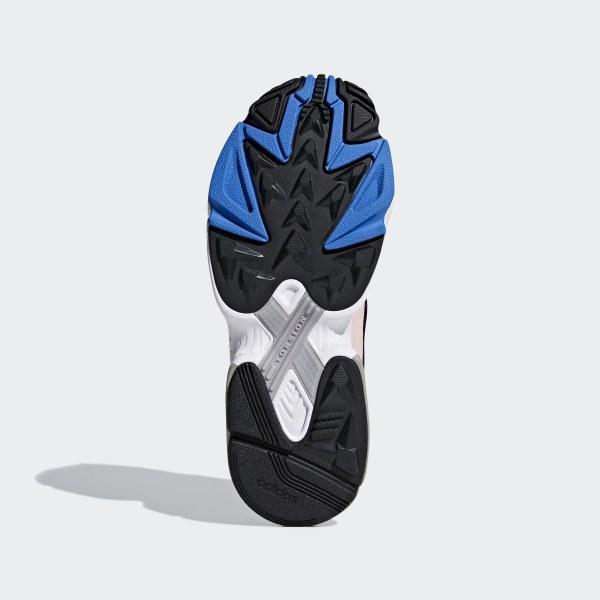 adidas Originals Sko Falcon W Core BlackCore BlackLight Pink