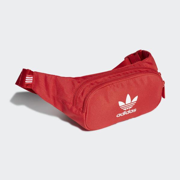 Adidas Essential Crossbody Bag (Maroon)