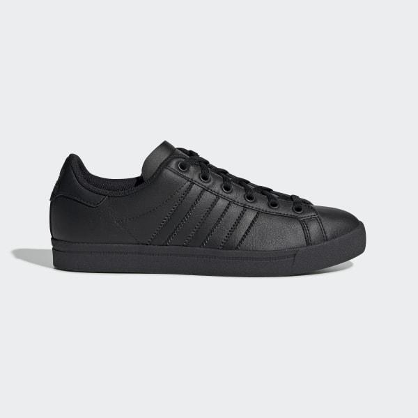 adidas Coast Star Shoes - Black | adidas UK