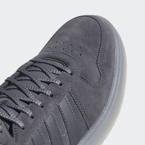 adidas Hoops 2.0 Mid Schuh Grau | adidas Deutschland