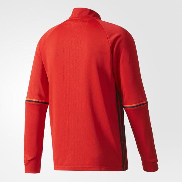 adidas Condivo 14 Training Jacke Rot | adidas Deutschland
