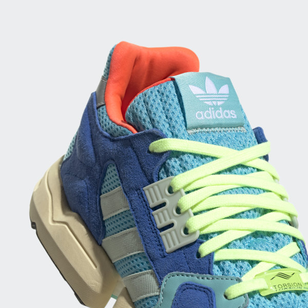 adidas ZX Torsion Schoenen blauw   adidas Belgium