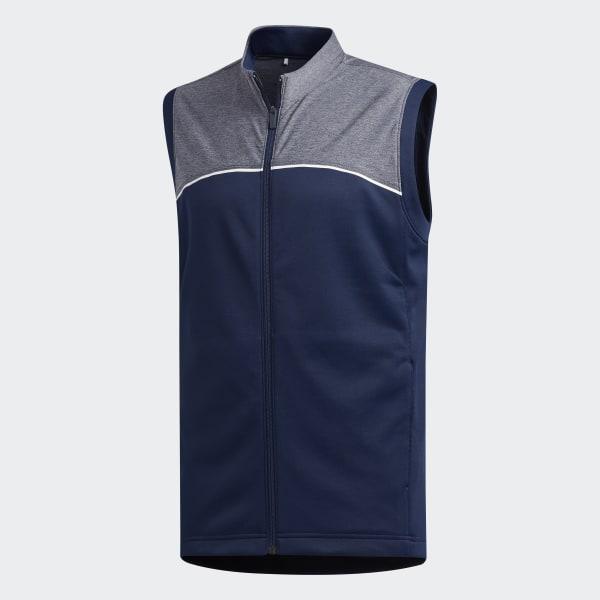 Adidas Navy Sleeveless Polyester Jacket Buy Adidas Navy