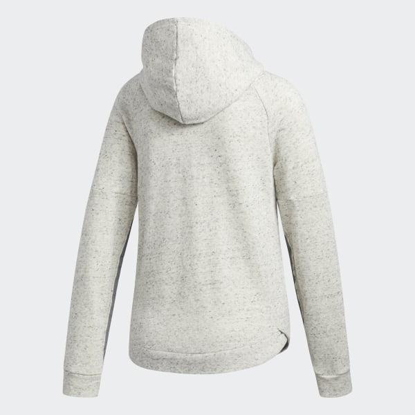 adidas S2S Hoodie White | adidas US