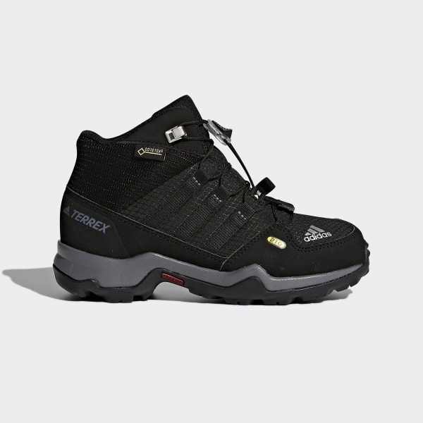 adidas TERREX Mid GTX Shoes - Black | adidas Turkey