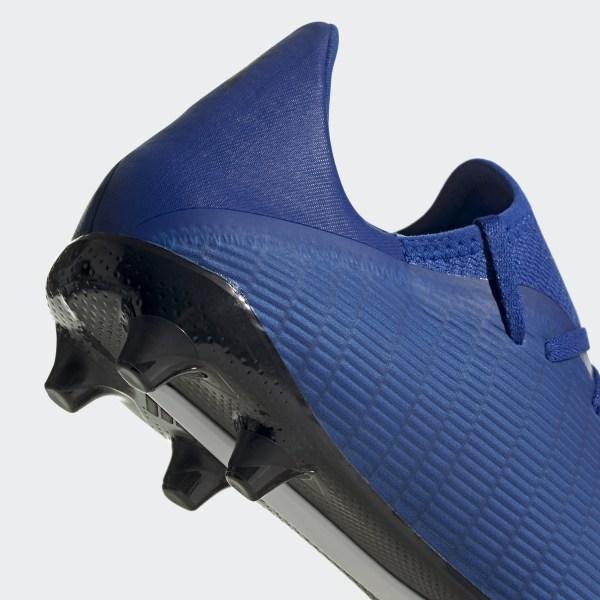 adidas X 19.3 Firm Ground støvler Blå | adidas Denmark