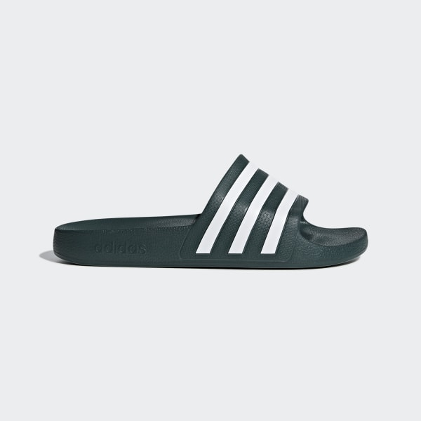 adidas Adilette Aqua Slides Grey | adidas Australia
