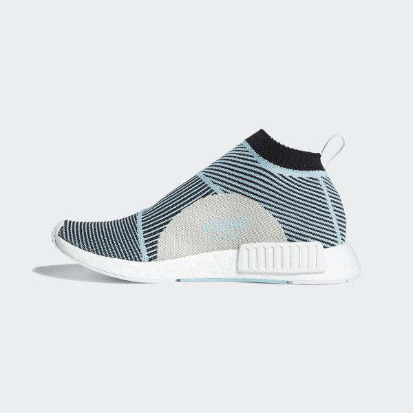 adidas NMD_CS1 Parley Primeknit Shoes Blue | adidas UK