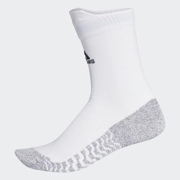 original de premier ordre publier des informations sur le meilleur Chaussettes mi-mollet Alphaskin Traxion Ultralight - Blanc adidas   adidas  France