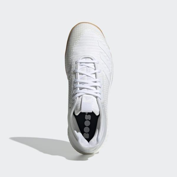 adidas Crazyflight X 3 Shoes - White | adidas US