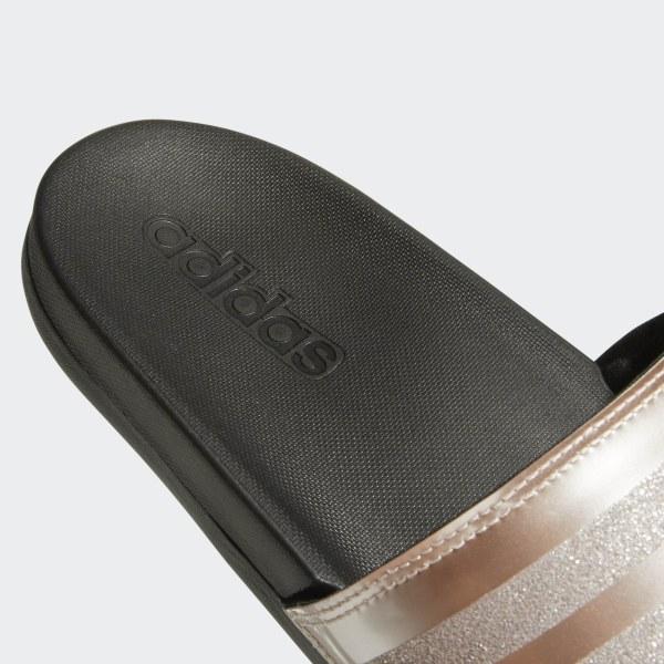 Adidas Portemonnaie Rose Gold schwarz