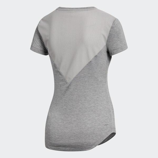 adidas Prime Mix T Shirt Grau | adidas Deutschland