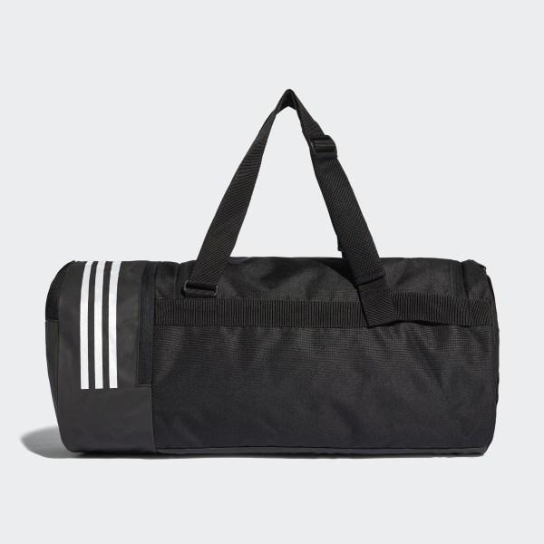 2 in 1 Training Bag Black & White Medium