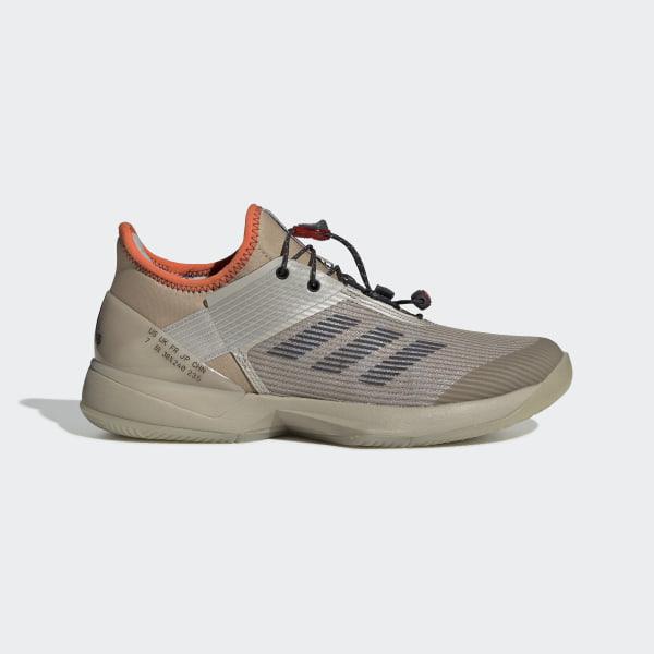 adidas Adizero Ubersonic 3 Citified Shoes Brown | adidas US