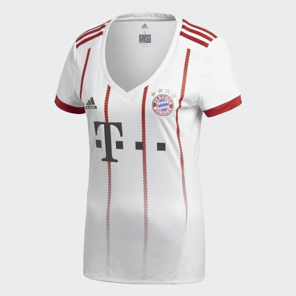 adidas Réplica da Camisola UCL do FC Bayern München Branco | adidas Portugal