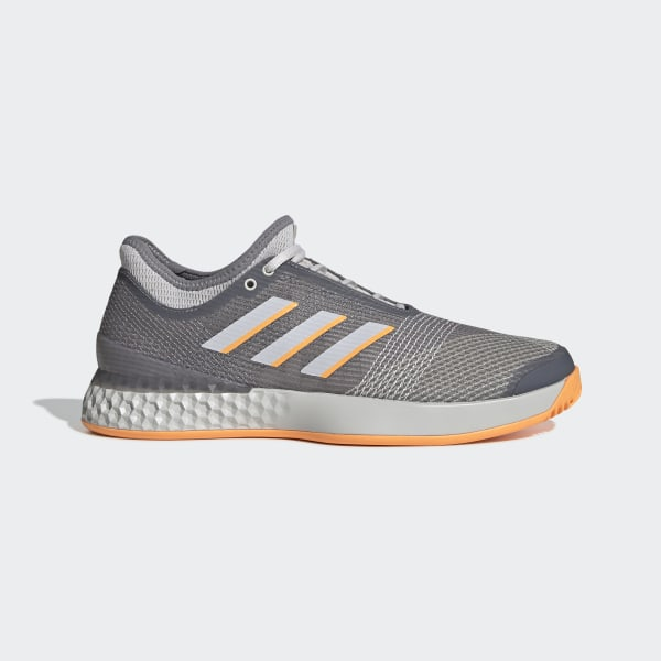 adidas Adizero Ubersonic 3 Shoes Grey | adidas US