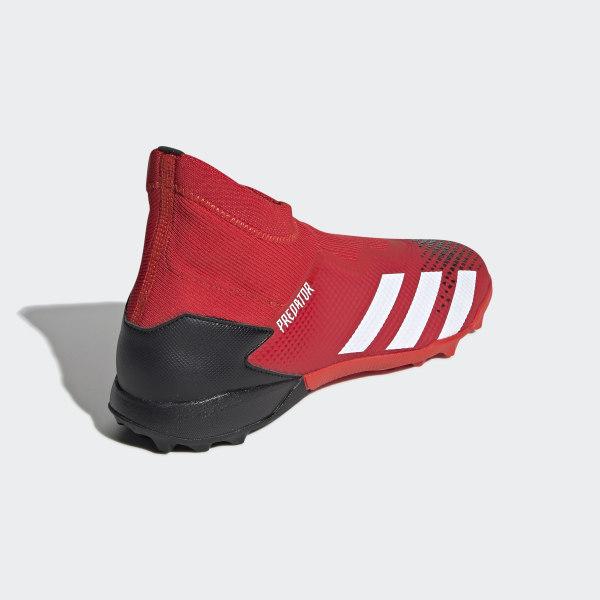 Scarpe da calcio Predator 20.3 Turf Rosso adidas | adidas Switzerland