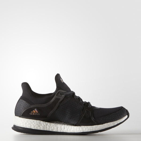 adidas Pure Boost X Training Shoes Black | adidas US