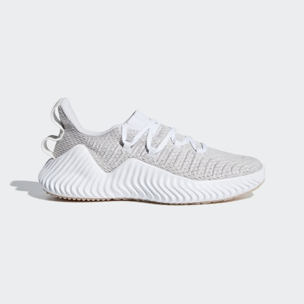 adidas Alphabounce Trainer Shoes - White | adidas US