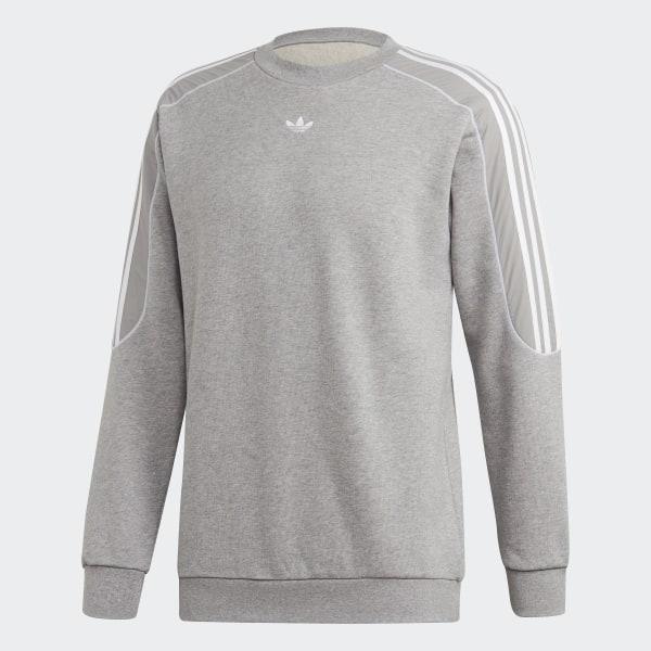 adidas Radkin Crewneck Sweatshirt Grey | adidas US