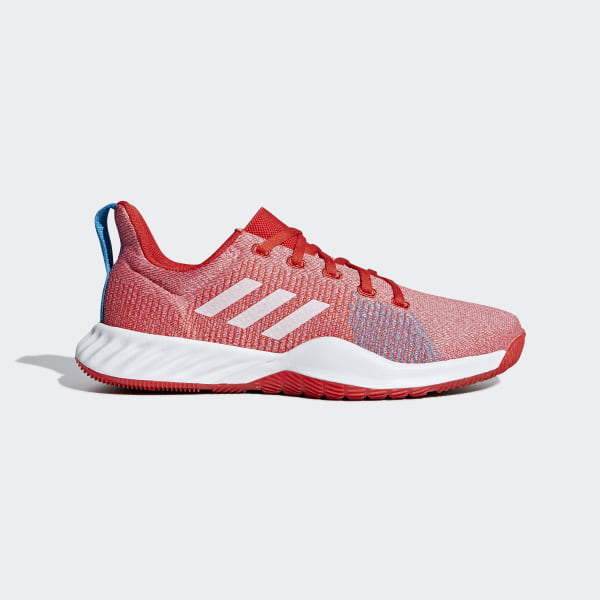 Adidas solar lt trainer w Rojo blanco Mujeres |