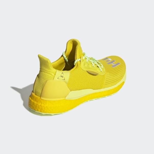 adidas Pharrell Williams x adidas Solar Hu PRD Schuh Gelb | adidas Switzerland
