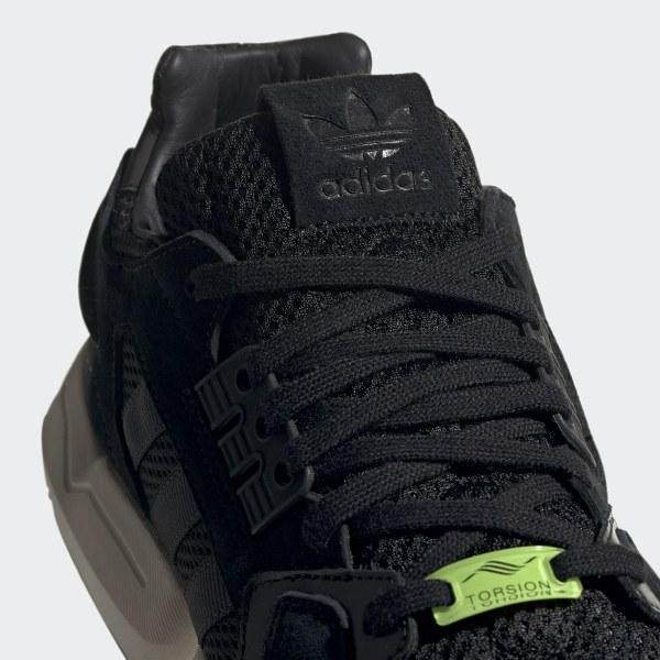 zx nere adidas