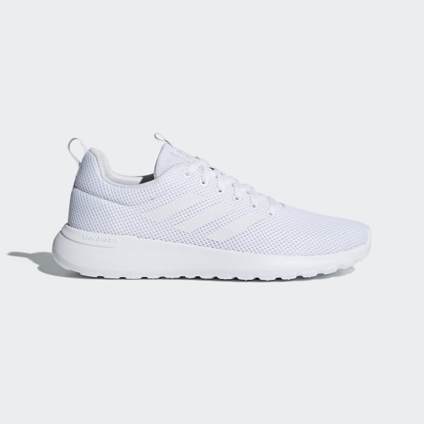 half price sports shoes classic fit adidas Lite Racer CLN Shoes - White | adidas UK