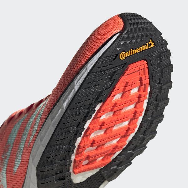 adidas Adizero Adios 5 Sko Damer, signal coralsilver metalcore black