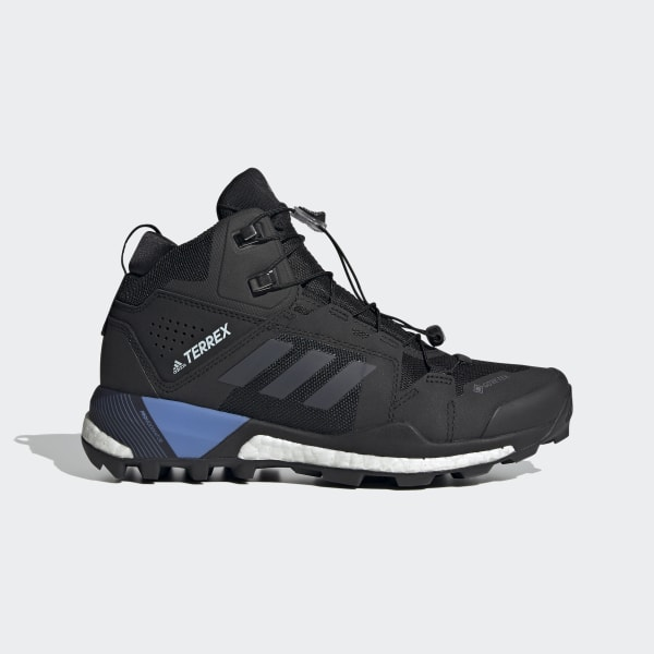 adidas TERREX Skychaser XT GTX Mid Cut Schuhe Damen core blackgrey fourreal blue