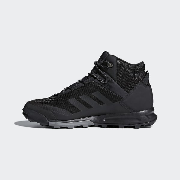 adidas TERREX Tivid Mid ClimaProof Shoes Black | adidas UK
