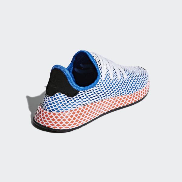 united states many fashionable look good shoes sale adidas Deerupt Runner Schuh - Blau | adidas Deutschland