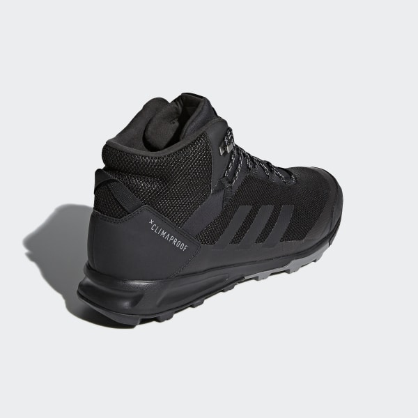 new specials amazing price popular brand adidas TERREX Tivid Mid ClimaProof Shoes - Black | adidas US