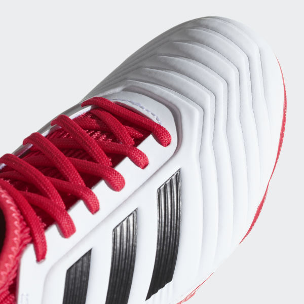 Zapatos de Fútbol Predator 18.3 Terreno Firme Blanco adidas | adidas Chile