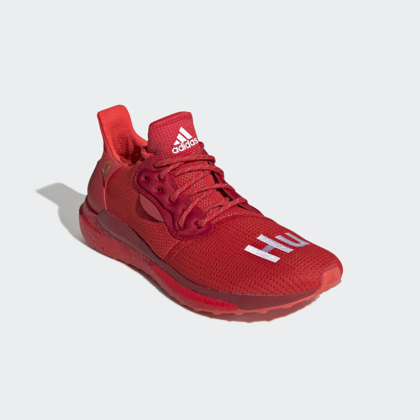 los angeles factory outlets new concept adidas Pharrell Williams x adidas Solar Hu Shoes - Red | adidas US
