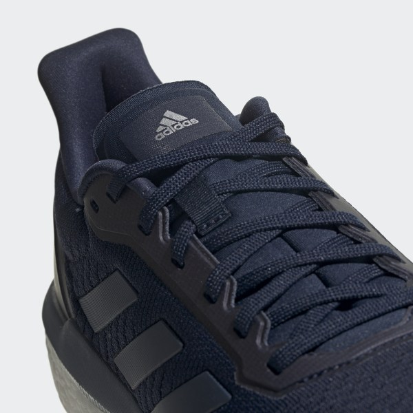adidas Solar Boost 19 Men's Running Shoes, Collegiate Navy