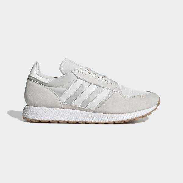 adidas Forest Grove Shoes Beige | adidas UK