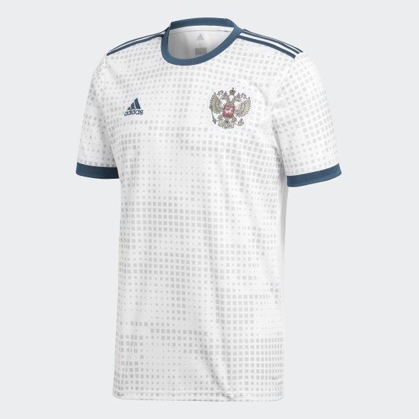 adidas Russland Heimshorts Weiß | adidas Austria