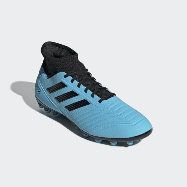 Bota de fútbol Predator 19.3 césped artificial Azul adidas | adidas España