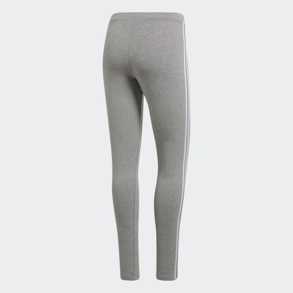 adidas 3 Stripes Tights Grey | adidas US