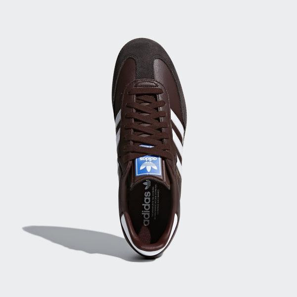 Sneakers – Mens Adidas Samba OG Brown