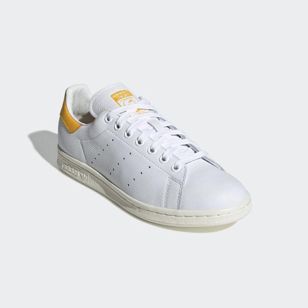 adidas originals stan smith gold trainer