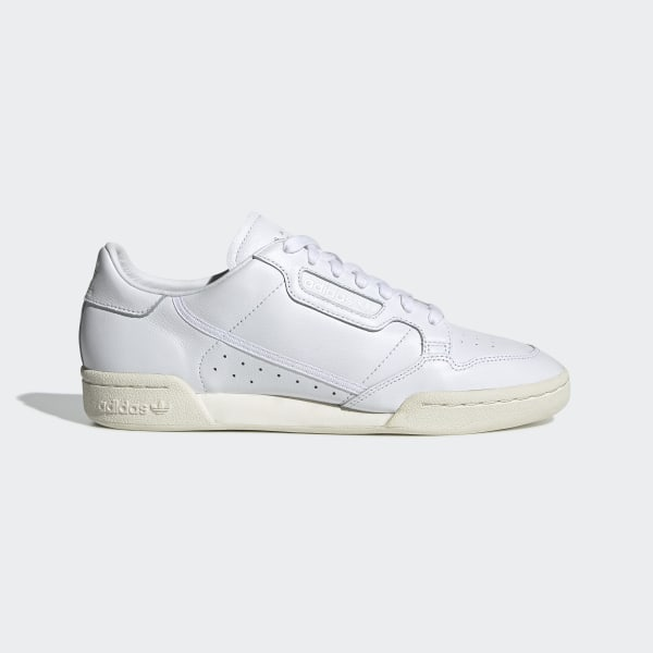 adidas Continental 80 Shoes White | adidas US