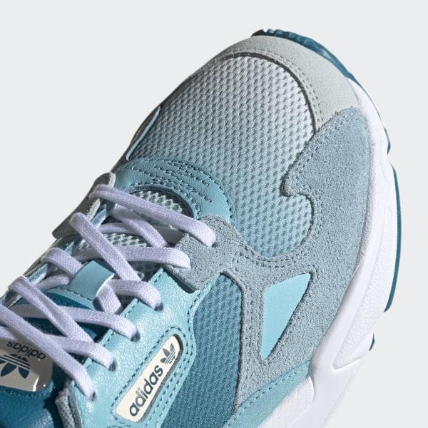 adidas Falcon W shoes blue   WeAre Shop