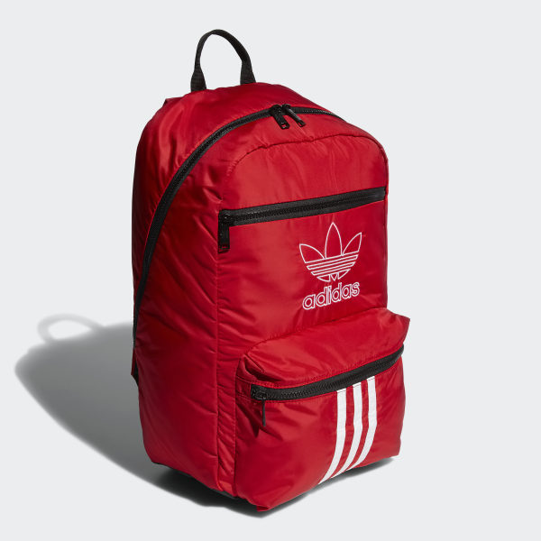 adidas bag red colour